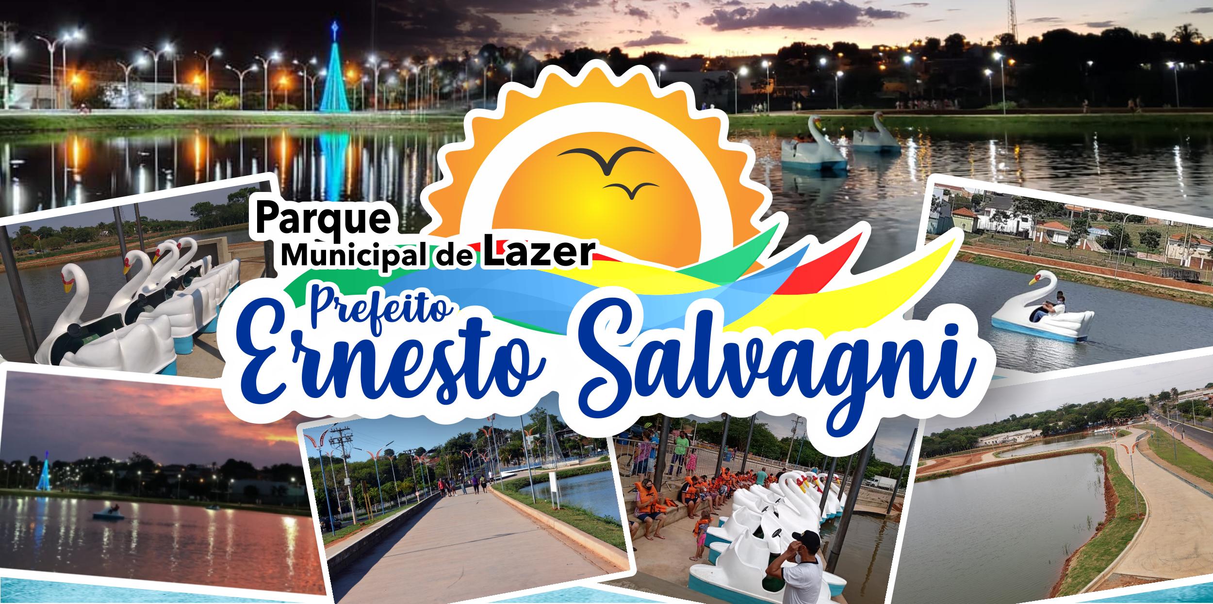 Em Taquaritinga (SP): Prefeitura define regras para disciplinar uso do 'Parque de Lazer Pref. Ernesto Salvagni'