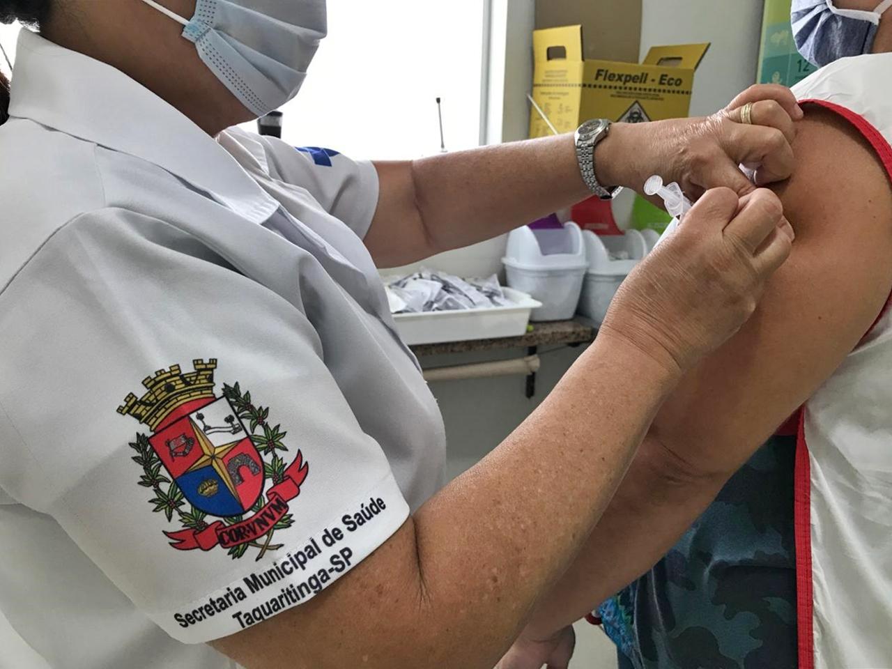 Em Taquaritinga (SP): Campanha de vacinação contra a gripe terá início no próximo dia 12 de Abril