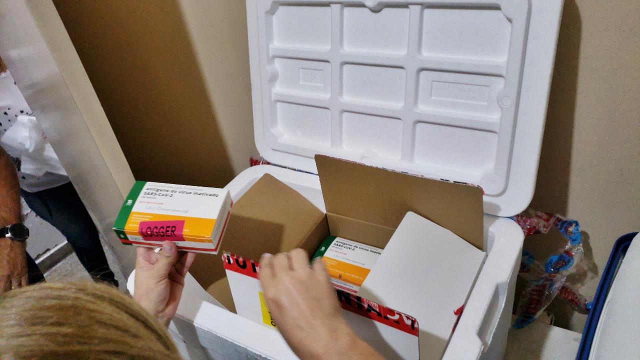 Com 960 doses, Taquaritinga (SP) começa a vacinar profissionais da Saúde contra a Covid-19 nesta quinta-feira