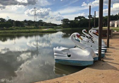 Em Taquaritinga (SP): Passeios nos pedalinhos do Parque Ernesto Salvagni são suspensos devido ao aumento de casos de Covid-19 na cidade