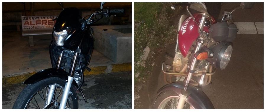Indivíduos abandonam moto furtada na região após perseguição policial em Taquaritinga (SP)