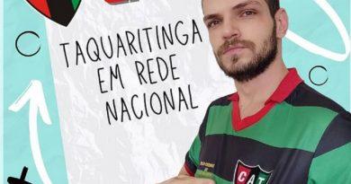 Em Taquaritinga (SP): Igor Pagliuso é classificado para as quartas de final do concurso do programa 'Jogo Aberto'