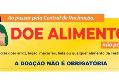 Fundo Social de Taquaritinga (SP) adere à campanha 'Vacina Contra Fome' para arrecadação de alimentos