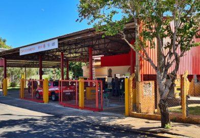 Estação do Corpo de Bombeiros de Taquaritinga (SP) recebe o nome de seu primeiro comandante