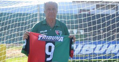 Depois de quatro anos, Pinho está de volta ao Clube Atlético Taquaritinga