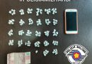 Em Taquaritinga (SP): Jovem é preso com entorpecentes em avenida do Jardim Buscardi