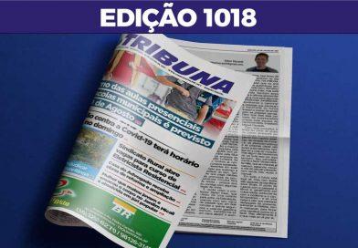 Leia o Jornal Tribuna de 24 de Julho de 2021 – Edição 1018