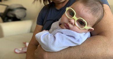Em Taquaritinga (SP): Bebê de dois meses é diagnosticada com catarata e mãe faz alerta nas redes sociais