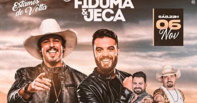 Em Taquaritinga (SP): 'Fiduma & Jeca' se apresentará no Clube de Rodeio Os Pampas em novembro