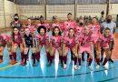 Em Taquaritinga (SP): Futsal feminino estreia com vitória no Campeonato Paulista & Sul Minas 2021