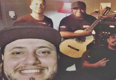 EP 'Voz e Violão', de Zé Neto & Cristiano, é finalizado em estúdio de Taquaritinga (SP)
