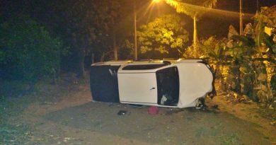 Bandidos que praticaram roubo de caminhonete em Jaboticabal são detidos pela PM em Taquaritinga (SP)
